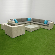 Modern garden high-strength rattan wicker furniture sofa