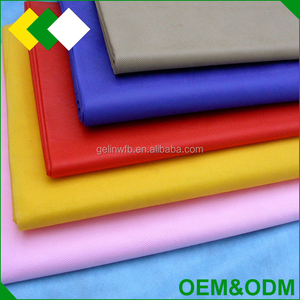 YIJUN lightweight durable hydrophobic polypropylene pp spunbond nonwoven interlining fabric