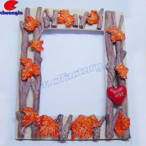 Handmade Polystone Picture Photo Frames