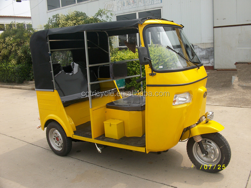 Passenger Use For and three wheel gasoline scooter tricycle