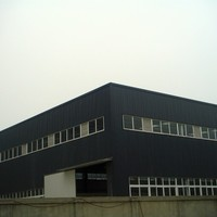 Metal Building Materials Prefabricated Steel Construction