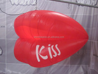 Hot Sexy Girls Kissing/Inflatables Sexy Lips for Male/led decoration light