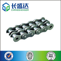 Industrial 16b double transmission stainless roller chains/ ss roller chain