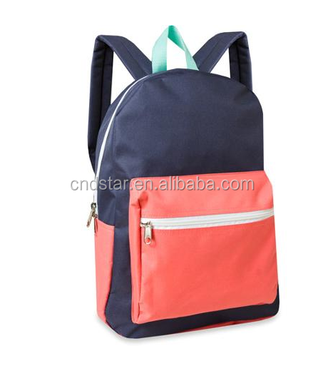 Basic 16'' Front Pocket Backpack(KDA-02-B048)