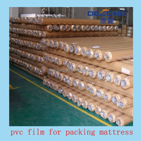 wholesale transparent clear PVC free blue films