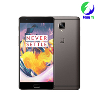 "Original Oneplus 3T Mobile Phone 6GB+64GB/128GB Snapdragon 821 Quad Core 5.5"" Android"