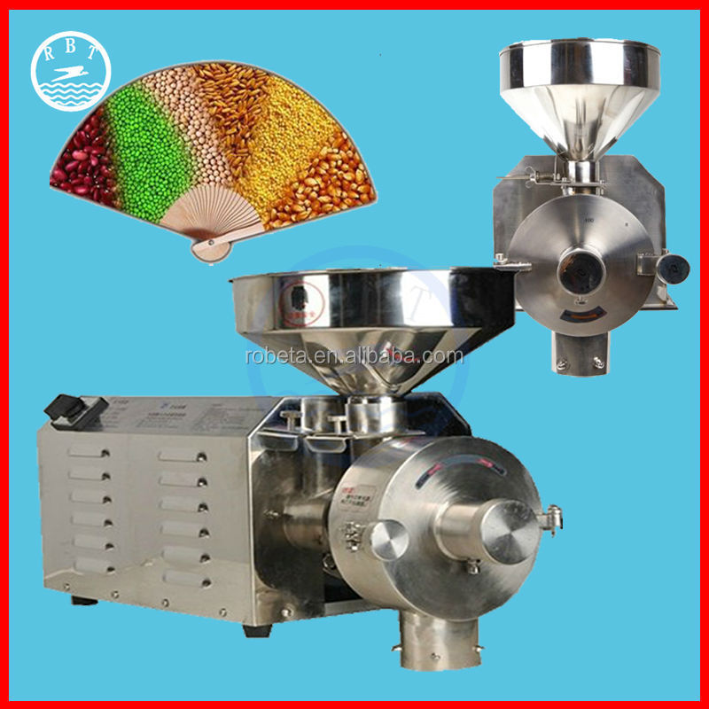 Hot sale corn mill machine and price/ manual corn mill