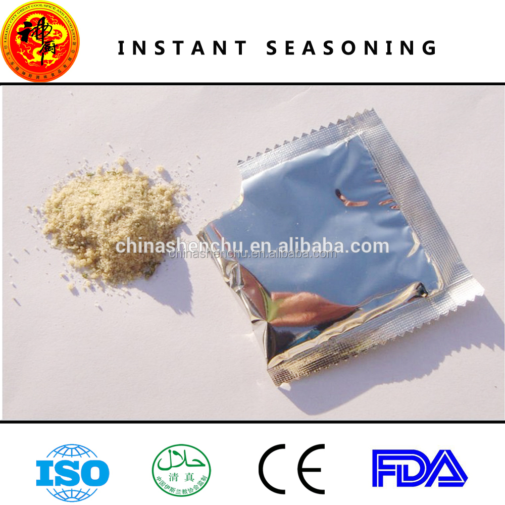 seasoning powder of instant noodle