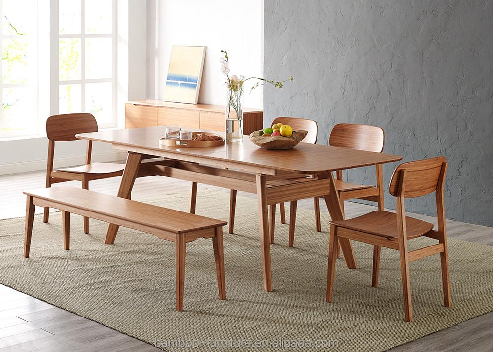 bamboo dining tables buy bamboo dining tables modern