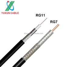 Manufacturer Best Price RG Series 75ohm Coax Cable RG11 RG7 TV Coaxial Cable