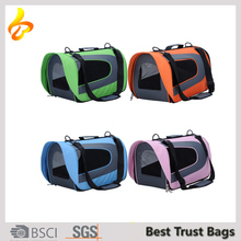 Wholesale Pet Product Airline Travel Bag Puppy Dog Outdoor Small Pet Carrier Travel Bag