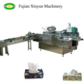 Automatic Face Tissue Box Packing Machine