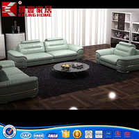Genuine Leather Sofa For Home Modern Style SF-170