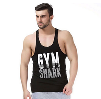 100% cotton wholesale price durable muscle tank tops made in china