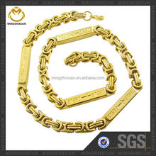 Wholesale alibaba new product stainless steel latest chain designs for man
