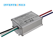 Inventronics 20W 22W 24W 25W 26W LED Driver IP67 Waterproof 350mA 500mA 600mA 700mA Constant Current EUC Controller