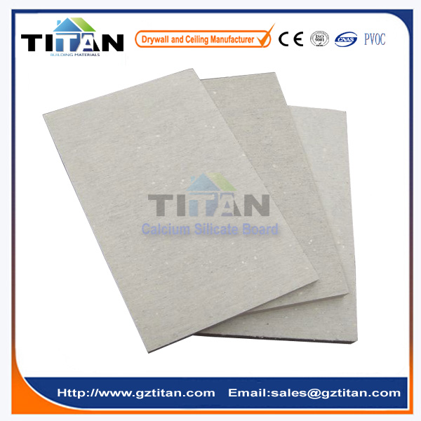 Calcium Silicate Fire Rated Boards