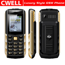 Unlocked Cell Phone UNIWA X19 1.8 Inch Screen Dual SIM Card Luxury Style Quad Band GSM Power Bank Mobile Phone