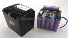 Li-ion battery 25.2V 6.9Ah for Robot Lawnmower L200R 110Z03700A