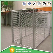Hot selling galvanized comfortable 5ft dog kennel cage with CE certificate