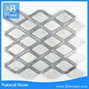 Fashional tiles and marbles white marble Volakas chinese marble stones