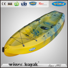 2.65m LLDPE ocean one person fishing kayak