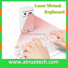 best price bluetooth virtual keyboard laser projection keyboard in China