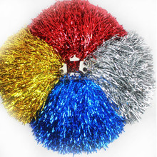 Christmas Tinsel Party Festival Wedding tinsel cheerleading pom poms
