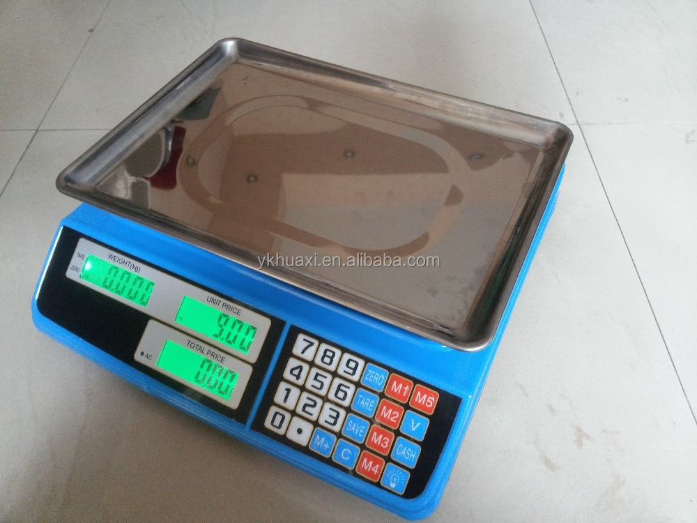 Cheap Electronics and Digital Pricing Weighing Scales