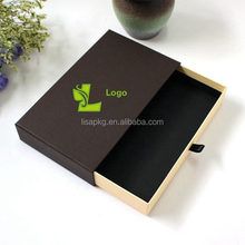 High Quality New Design Drawer Packaging Sliding Paper Box Pull Out paper cardboard box