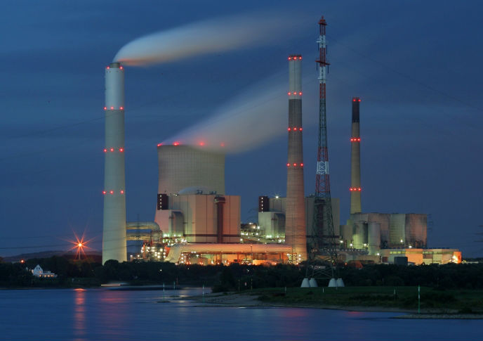 Power Plant (Operation, Maintenance, Erection & Comissioning)