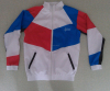 custom sublimation cycling windproof jacket