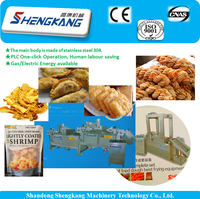 2015 christamas chicken legs frying machine frying production line