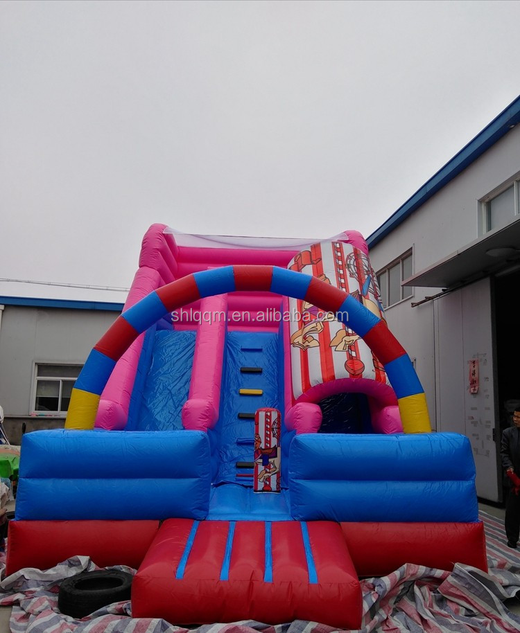 cheap price inflatable slide Goods in stock