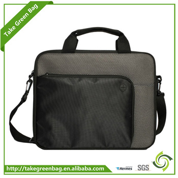 High Quality men fancy business laptop bag