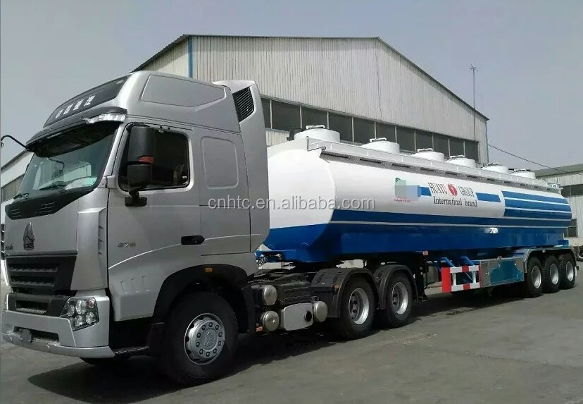 SINOTRUK 6X4 HOWO A7 Tractor Head Truck/Prime Mover With D10.34 Engine