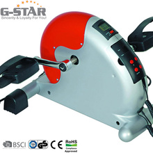 GS-8102 Indoor Mororized Mini pedal arm exercise bike for elderly leg use