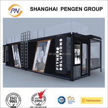 Movable Container House/ Container Gym/Container Store