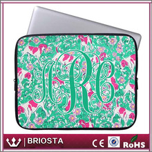 Wholesale Personalized Neoprene Floral Laptop Case