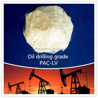 Oil Drilling Fluid Poly Anionic Cellulose PAC LV Powder