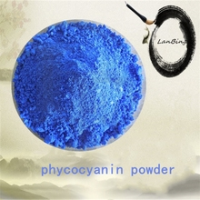 High quality and 100% natural phycocyanin powder food grade phycocyanin natural blue pigment phycocyanin