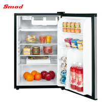46-128L Mini Portable Single Door Compact Refrigerator Without Freezer