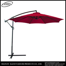 Competitive price new fashion uv resistant sun garden easy sun parasol.