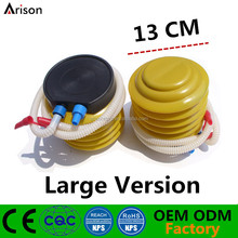 Large 13CM plastic foot pump manual pump air pump for inflatable furniture inflatable toys