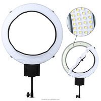 NanGuang CN-R640 CN R640 Photography Video Studio 640 LED Continuous Macro Ring Light 5600K Day Lighting CN-65C PRO UPDATE