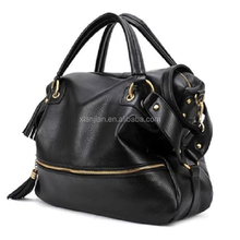 Foreign Trade New Hot Classic Simple European American Style Large Capacity Women Tote Single-shoulder Crossbody Handbag