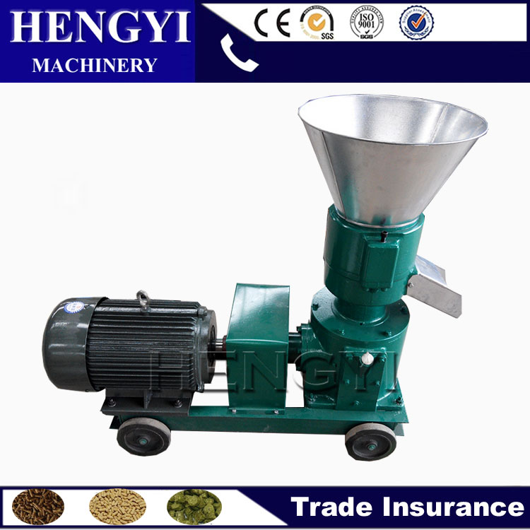new technology wood pelletizer machine/mini pellet machine