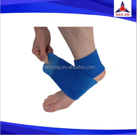 Ankle Support Brace Elastic Compression Wrap Sleeve Sports Relief Pain Foot pain relief band