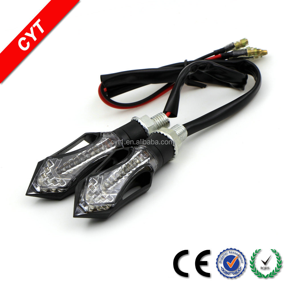 New LED Motorbike turn signal light 13-WD-A12