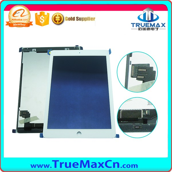 Factory Wholesale LCD Touch Screen Assembly for iPad Air 2 LCD Display With Digitizer